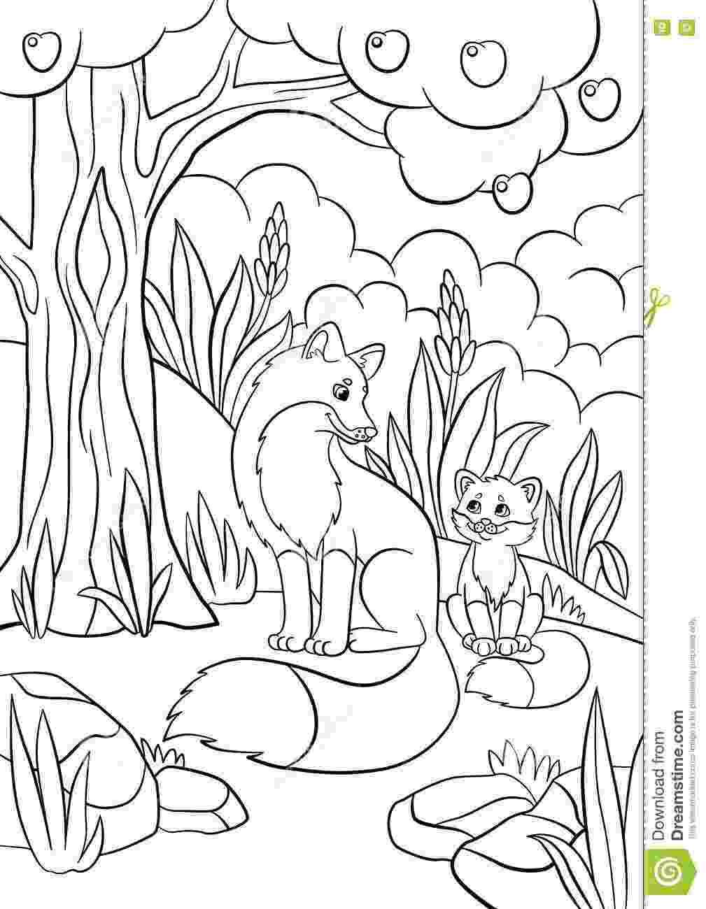 cute wild animals colouring pages coloring pages wild animals little cute baby bear stock pages colouring animals cute wild
