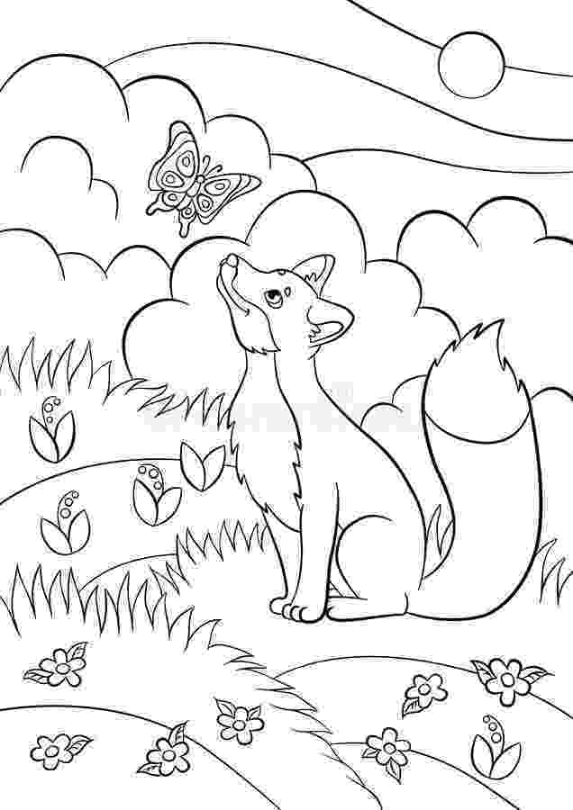 cute wild animals colouring pages coloring pages wild animals two little cute chameleon cute pages wild colouring animals