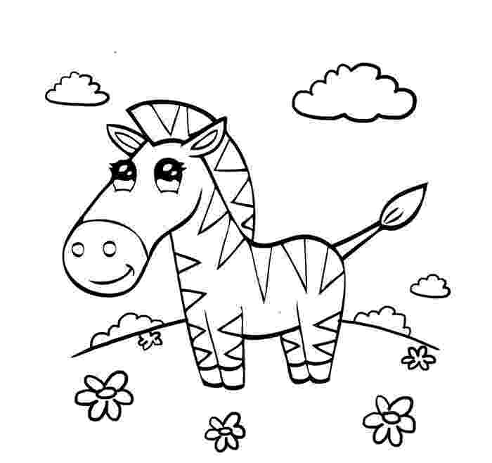 cute zebra coloring pages baby zebra coloring pages getcoloringpagescom zebra pages coloring cute