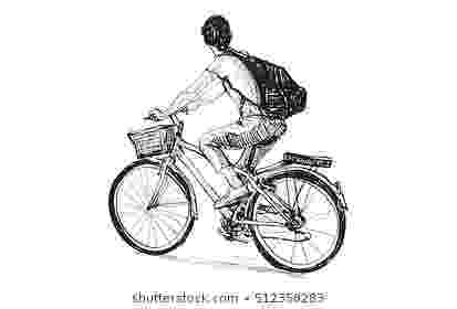 cycle sketch bike drawings images stock photos vectors shutterstock cycle sketch 1 1