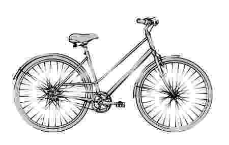 cycle sketch szkic rowerów grafika wektorowa designeran 93318618 sketch cycle