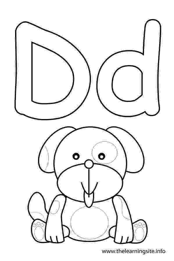 d is for dog preschool pre writing printable worksheets d for dog is