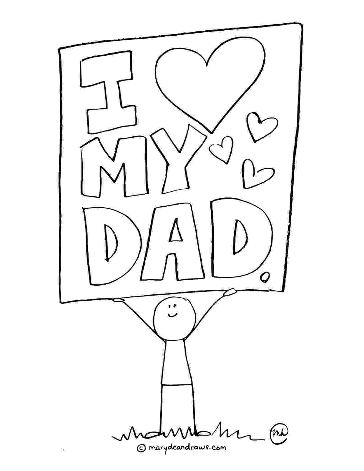 dad coloring pages dad coloring page for the best dad skip to my lou coloring pages dad