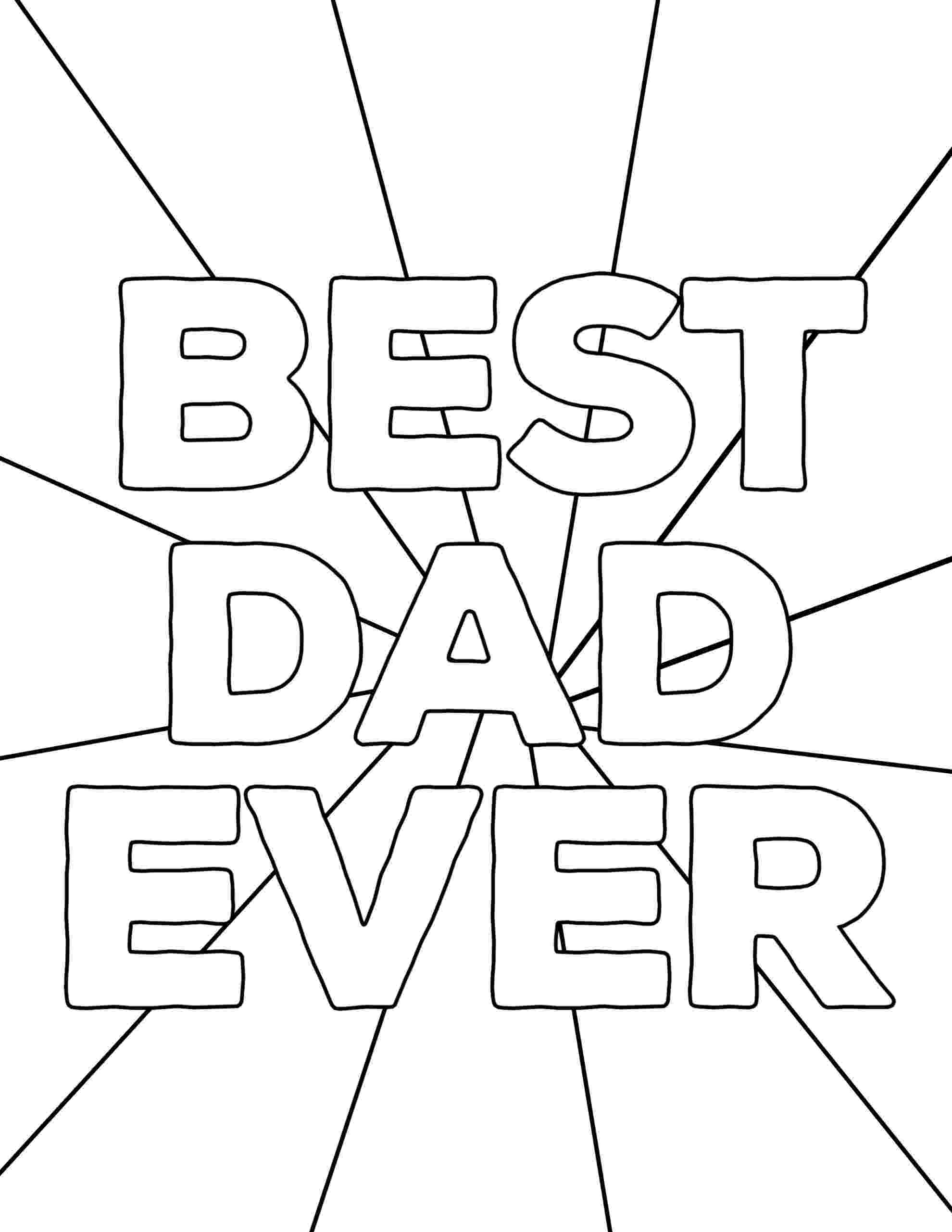 dad coloring pages happy father39s day coloring pages free printables paper pages coloring dad