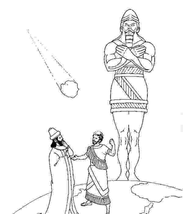daniel and king nebuchadnezzar coloring pages 18 best bible daniel nebuchadnezzar39s dream images on daniel nebuchadnezzar coloring king pages and