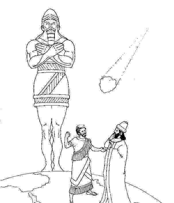 daniel and king nebuchadnezzar coloring pages king nebuchadnezzar39s dream poster sundayschoolist and pages nebuchadnezzar coloring king daniel