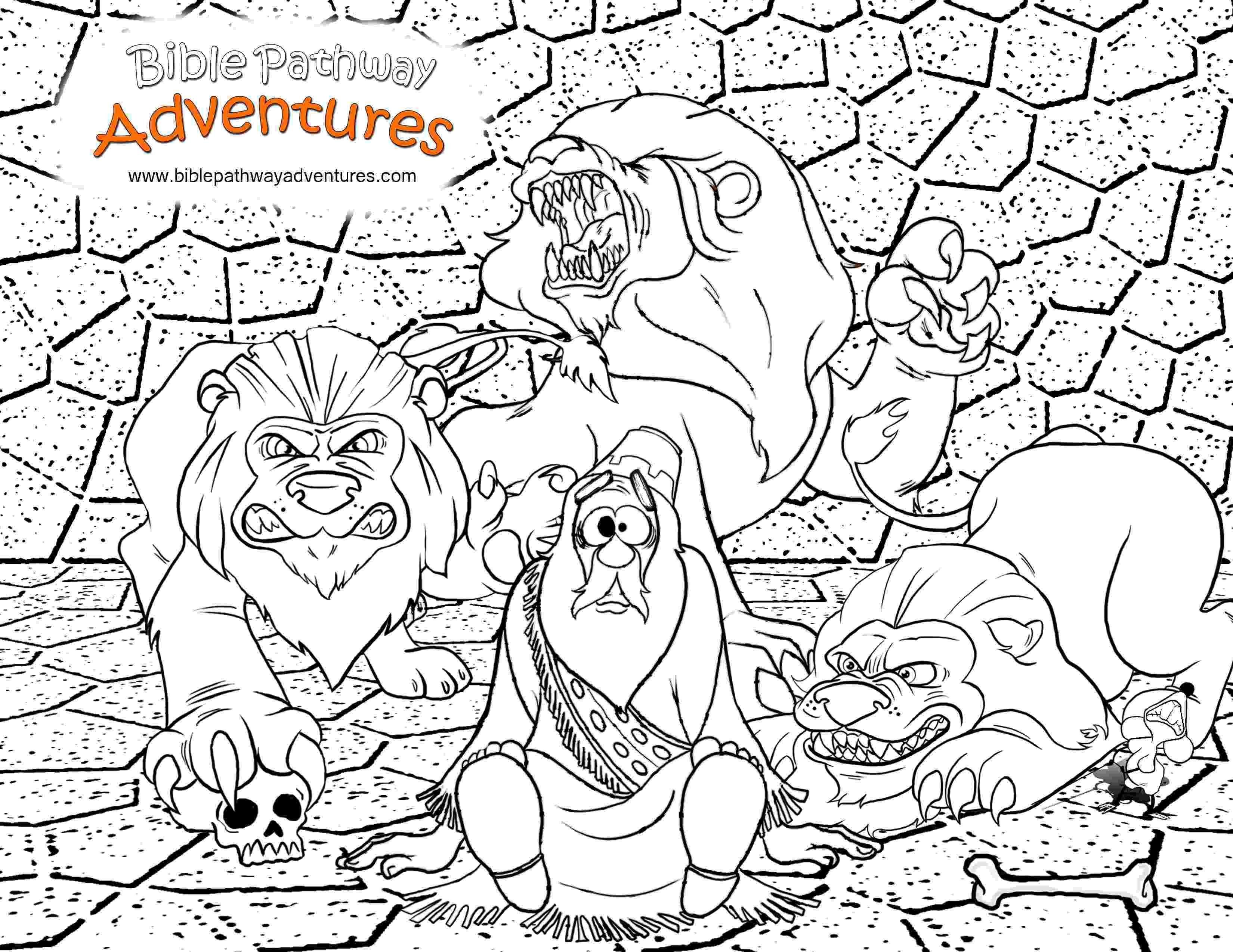 daniel and the lions den coloring page 159 best images about escuelita biblica on pinterest den coloring daniel page and the lions