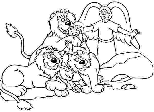 daniel and the lions den coloring page people praying coloring pages at getdrawingscom free den coloring daniel the lions page and
