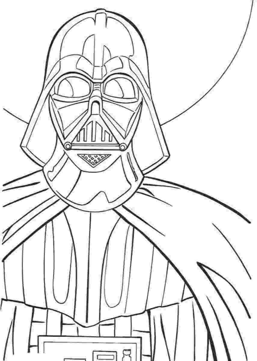 darth vader coloring sheet darth vader coloring pages to download and print for free sheet vader darth coloring