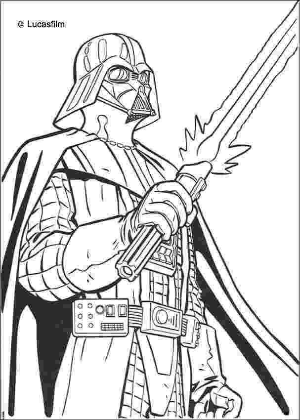 darth vader coloring sheet laser sword of darth vader coloring pages hellokidscom sheet vader coloring darth