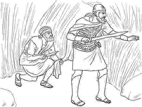 david coloring page 12 best images about david jonathan king saul on coloring page david