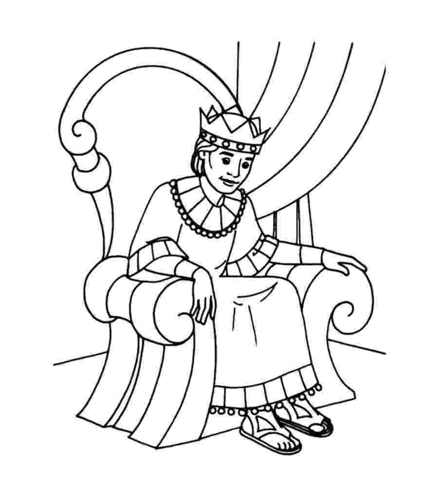 david coloring page pinning with purpose old testament quiet book coloring page david