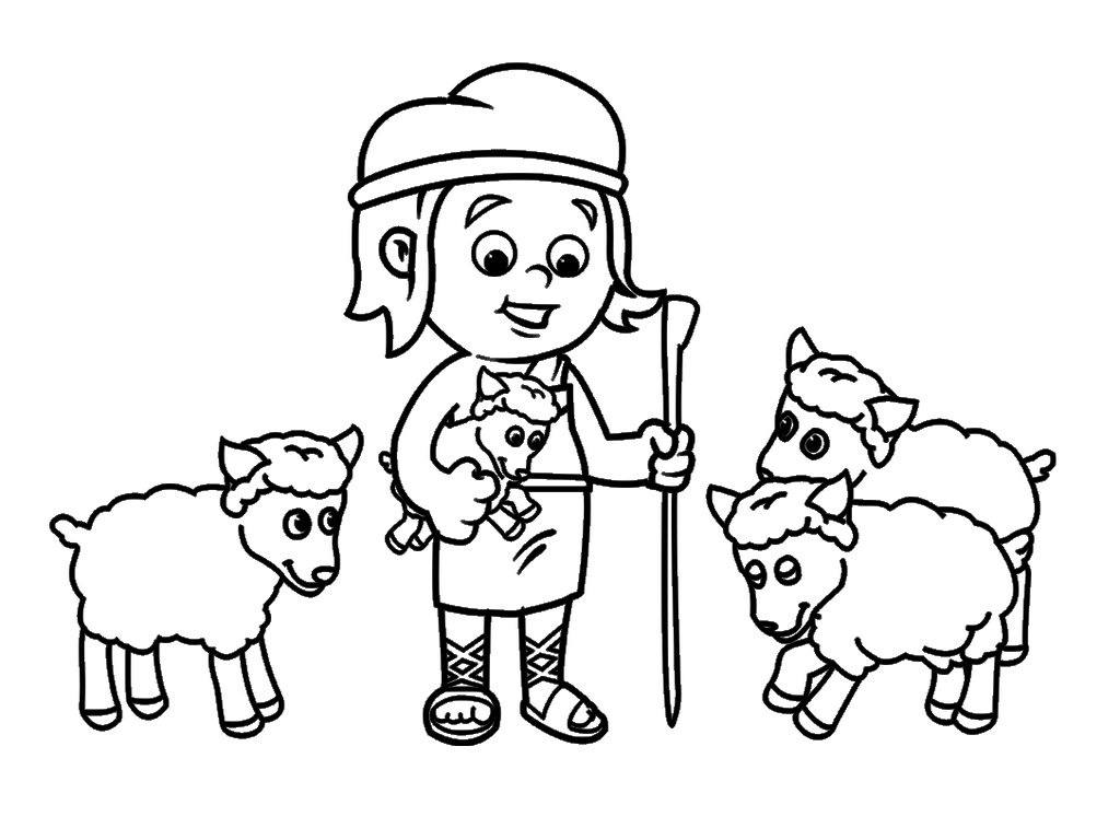 david coloring page sproutville bible resources for parents printable page coloring david