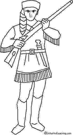 davy crockett coloring page davy crockett coloring pages coloring pages crockett davy page coloring