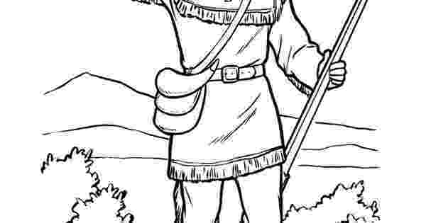 davy crockett coloring page davy crockett coloring printout enchantedlearningcom coloring crockett davy page