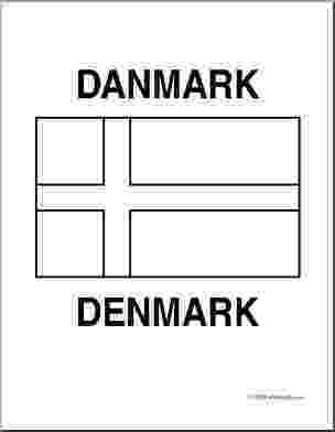 denmark flag coloring page 23 best flags of the world coloring pages for kids denmark coloring page flag