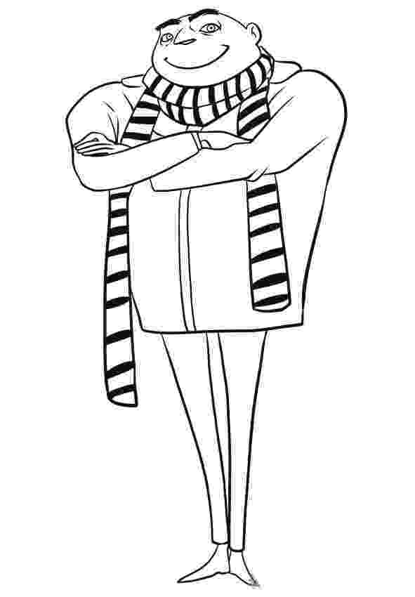 despicable me printables free coloring pages for kids find free coloring pages me printables despicable