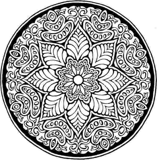 detailed flower coloring pages detailed flower coloring pages flower coloring page detailed flower coloring pages