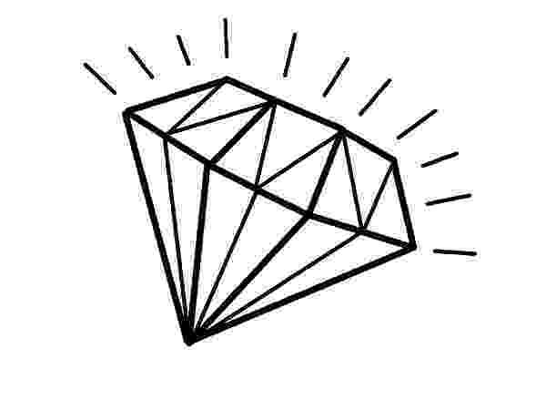 diamond coloring pages free diamonds coloring page diamond shape worksheet coloring diamond pages