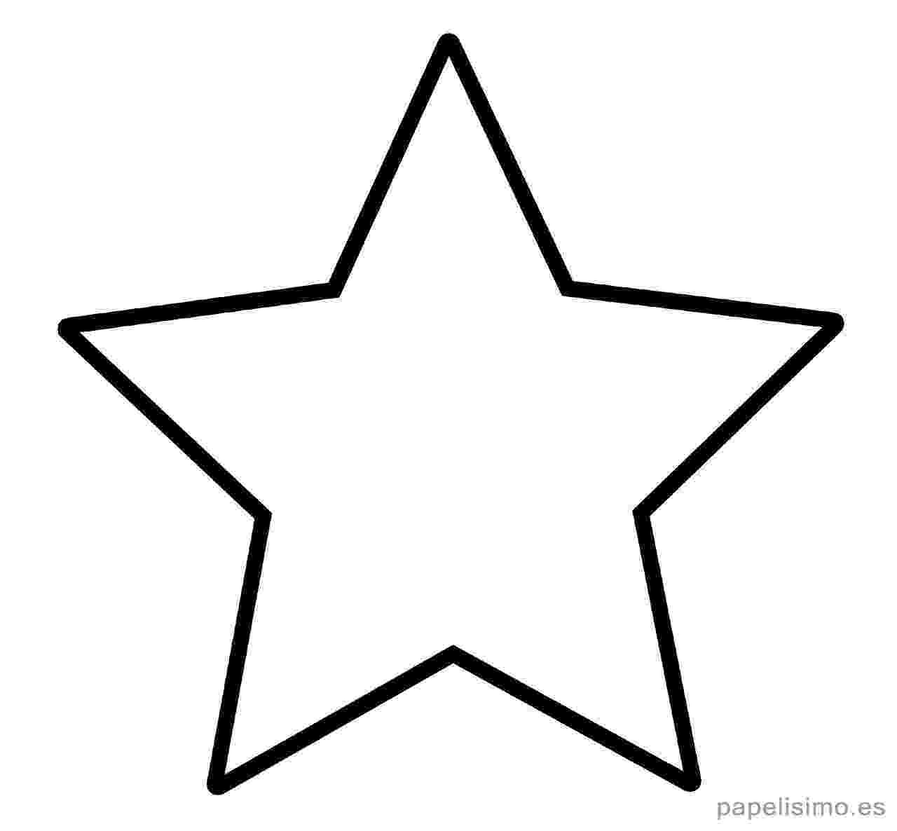dibujos de estrellas de cinco puntas para imprimir 4 points star coloring page free printable coloring pages cinco dibujos puntas estrellas de para de imprimir