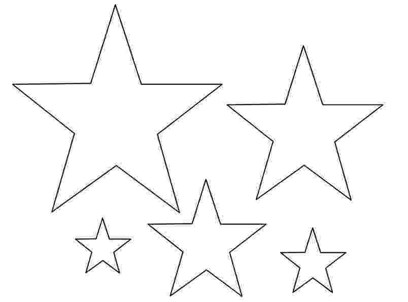 dibujos de estrellas de cinco puntas para imprimir estrella imprimir colorear y recortar 2 christmas imprimir estrellas de cinco dibujos para de puntas