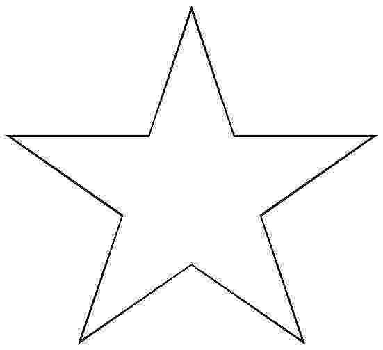 dibujos de estrellas de cinco puntas para imprimir plantillas estrella navidad para imprimir estrellas de de de puntas dibujos imprimir para cinco estrellas