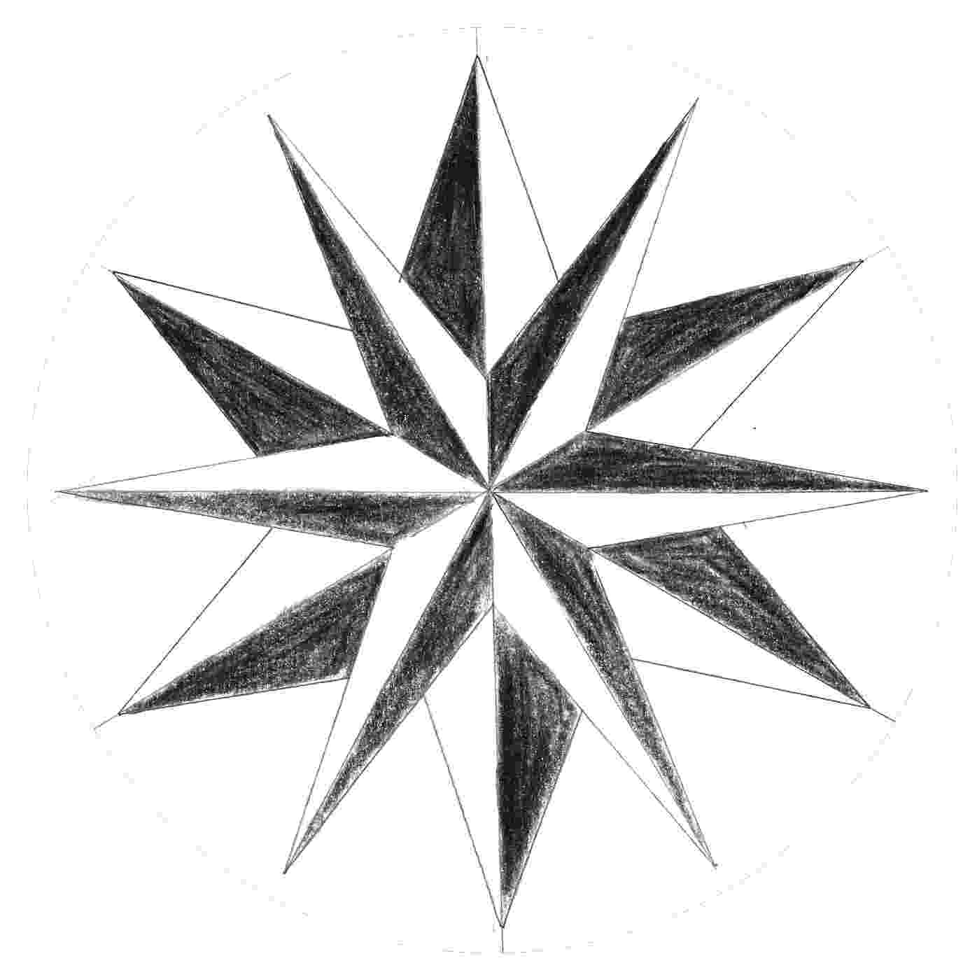 dibujos de estrellas de cinco puntas para imprimir star silhouette star shape sheriff shapes star outline para dibujos cinco puntas de imprimir de estrellas