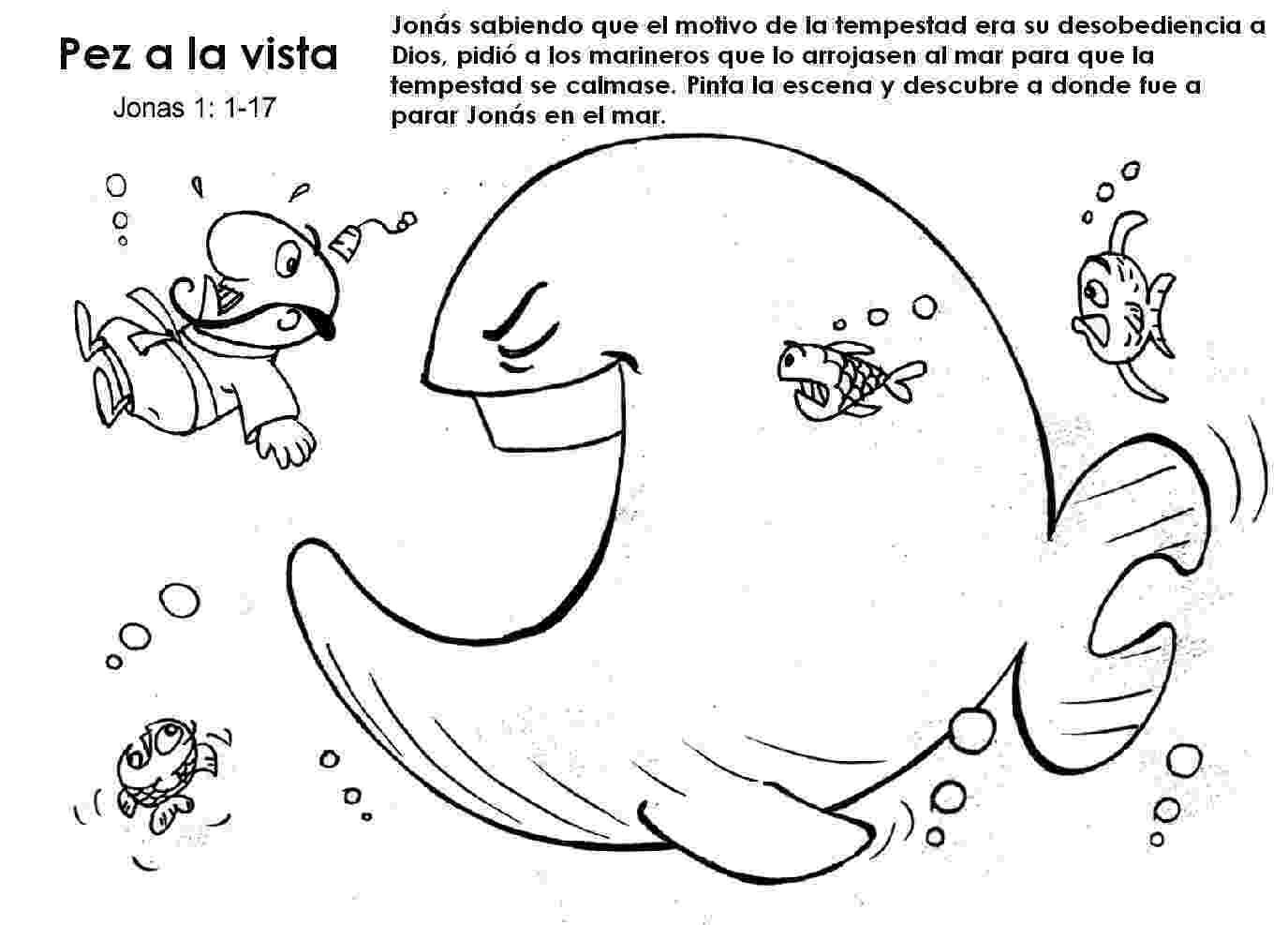 dibujos de jonas y la ballena dibujos para pintar pinocho y la ballena imagui de jonas la dibujos y ballena