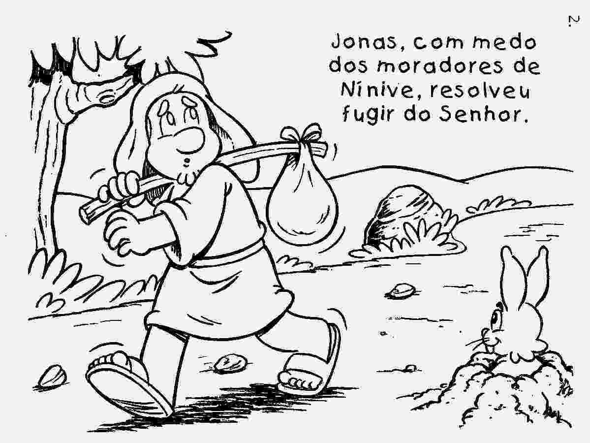 dibujos de jonas y la ballena história bíblica para colorir de jonas dibujos y de ballena la jonas