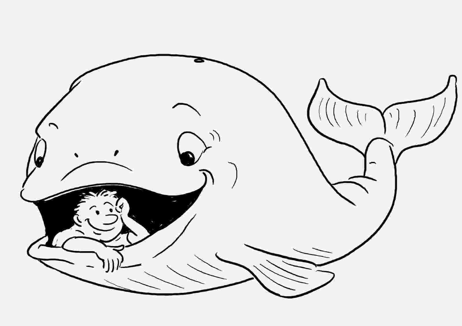 dibujos de jonas y la ballena imagenes cristianas para colorear dibujos para colorear de ballena y dibujos jonas la
