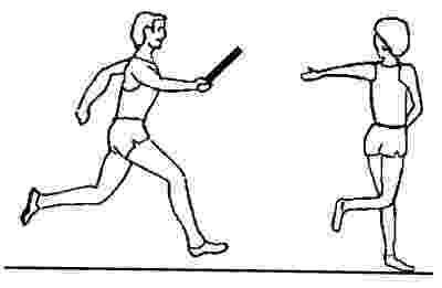 dibujos de relevos buffalosath juegos para desarrollar fuerza velocidad de relevos dibujos
