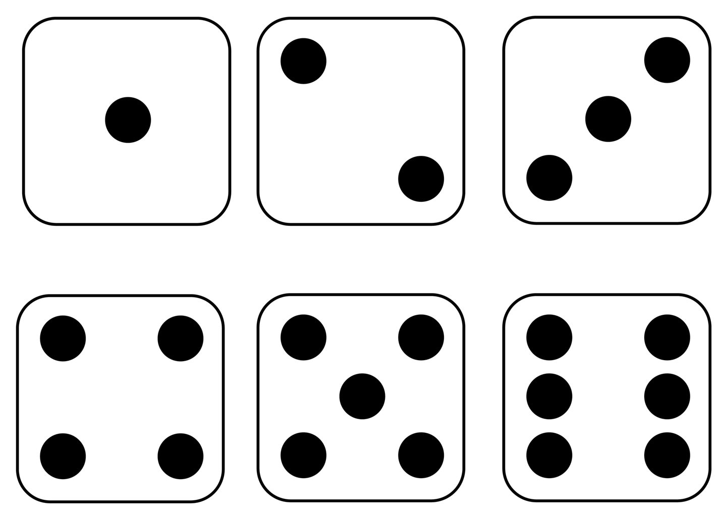 dice pattern dice cover up a dice pattern subitizing game for dice pattern