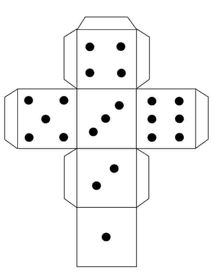 dice pattern dice template by peteslessontoolbox teaching resources tes dice pattern
