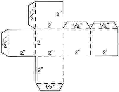 dice pattern dice templates wow paper craft tutorials pinterest dice pattern