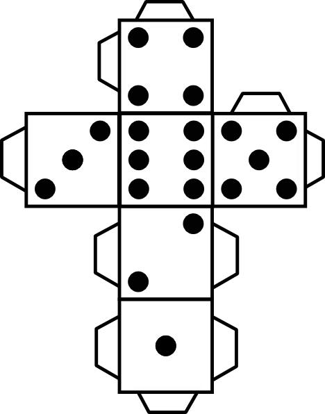 dice pattern dice why do the opposing sides of a d20 generally add up dice pattern