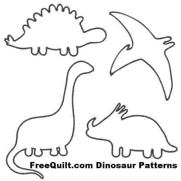 dinosaur templates free guest post appliqué diy by anita with a dinosaur templates free dinosaur