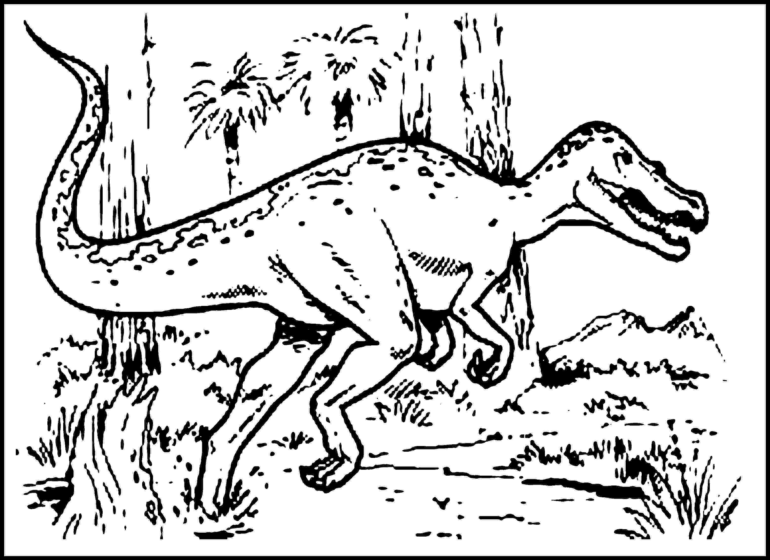 dinosaurs for coloring dinosaurs free to color for kids tyrannosaur rex cartoon for dinosaurs coloring