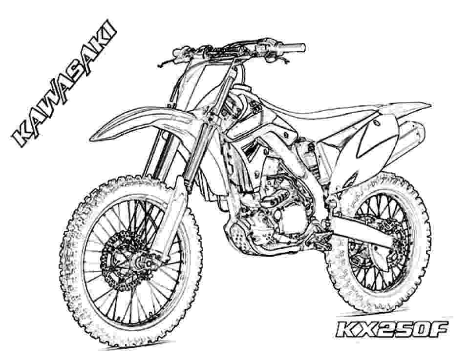 dirt bike coloring pictures dirt bike coloring pages at getcoloringscom free dirt pictures bike coloring