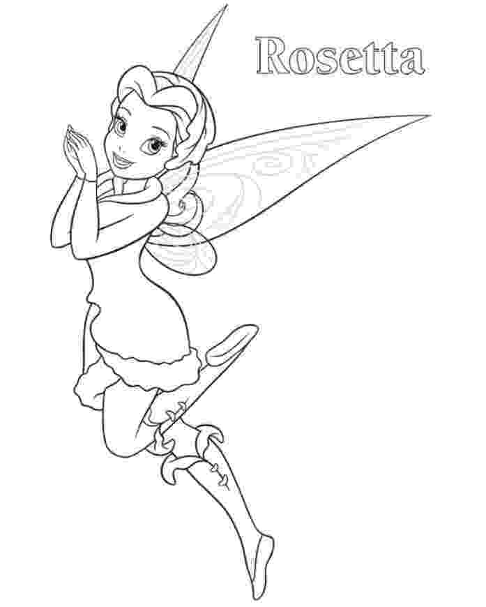 disney fairy rosetta coloring pages disney fairies coloring pages 3 disneyclipscom rosetta disney fairy coloring pages