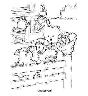 dltk coloring pages farm animals 229 best hay day vbs 2013 images on pinterest farms farm pages coloring dltk animals