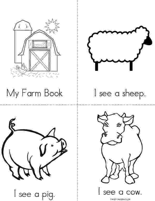dltk coloring pages farm animals itsy bitsy book farm animals dltk farm coloring pages
