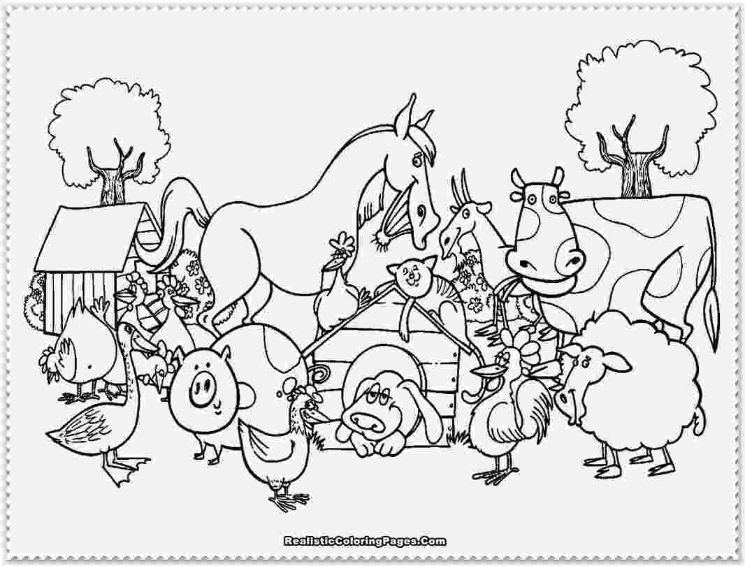 dltk coloring pages farm animals on the farm coloring pages at getdrawings free download animals dltk pages coloring farm