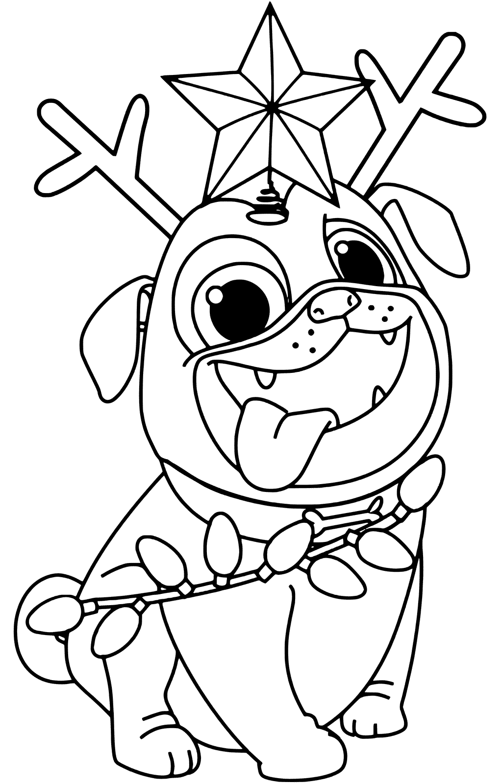 dog colouring pages free pictures of puppies to print download free clip art dog colouring pages