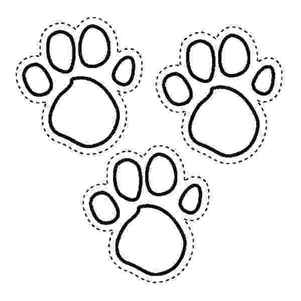dog paw coloring page cat paw drawing at getdrawingscom free for personal use page paw dog coloring