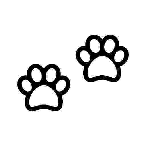 dog paw coloring page dog paw coloring page at getcoloringscom free printable page coloring paw dog