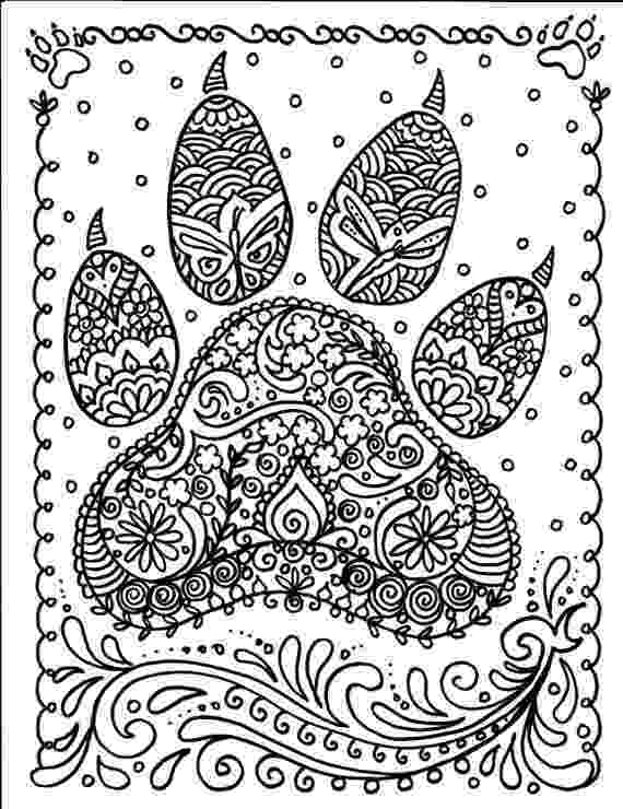 dog paw coloring page free paw print pictures download free clip art free clip page dog paw coloring