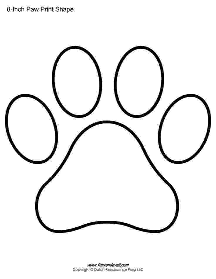 dog paw coloring page instant download dog paw print you be the artist dog page coloring paw dog