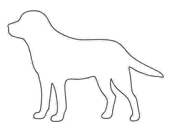 dog print out dog template animal templates free premium templates dog out print