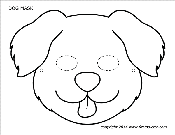 dog print out free applique patterns out dog print