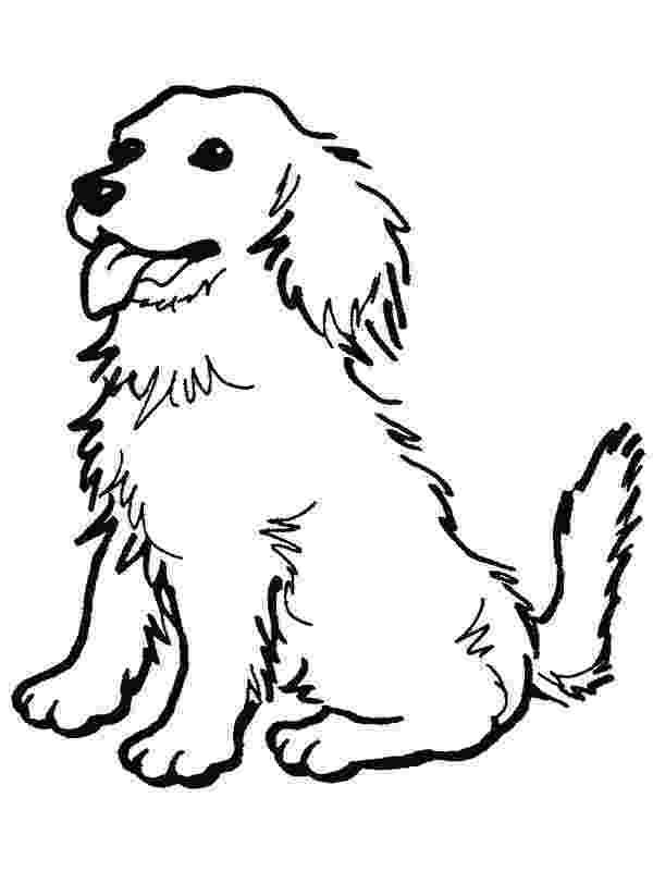 dog print out free printable dog coloring pages for kids out dog print